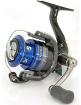 SHIMANO - TECHNIUM 3000 SFD - улекотена, здрава и надеждна риболовна макара  с преден аванс - 270 гр.