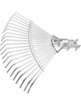 PALISAD - Гребло за листа тип ветрило, 22 зъба, без дръжка - регулируемо.