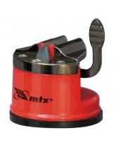 MTX Germany - Приспособление за заточване на ножове, метална направляваща и с вакуумно закрепване