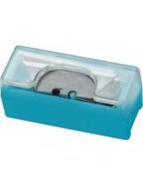 Solingen - GROSS - Остриета мини, трапецовидни в пластмасова кутия, - 9 mm. - 15 бр.