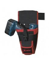 MTX Germany - Кобур за акумулаторна бормашина, за колан, с джобове за приставки