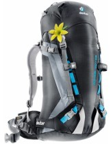 Deuter Раница Guide 30+ SL - black-titan - 33563;  Обем: - 30+6 литра; - черен титан