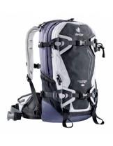 Deuter Раница Freerider Pro 28 SL; Обем: - 28 литра; 1.700 кг. - сиво черна