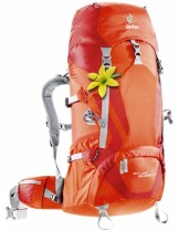 Deuter Раница ACT Lite 35 + 10 SL - papaya/lava - 3340015; Обем: - 35+10 литра; - папая