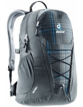 Deuter Раница - Go Go - blackberry dresscode - 3820016 - 30 литра; - черен титан