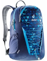 Deuter Раница - Go Go - navy triangle - 3820016 - 30 литра; - синя