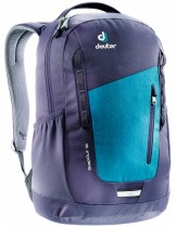 Deuter Раница -StepOut 16 - petrol dresscode/blueberry - 3810315, - 16 литра; - зелена