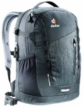 Deuter Раница -StepOut 22 - dresscode/black - 3810415, - 22 литра; - черна