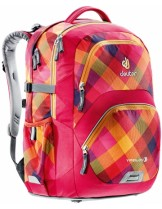 Deuter Раница -Ypsilon - berry crosscheck - 80223, - 28 литра; - розова/каре