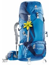 Deuter Раница ACT Lite 35 + 10 SL - steel-navy - 3340015; Обем: - 35+10 литра; - синя