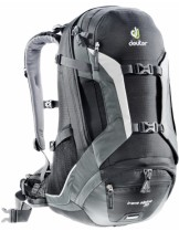 Deuter Раница Trans Alpine 30 - black/granite - 32223; Обем: - 30 литра - черен гранит