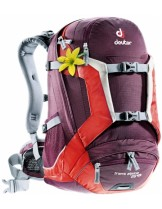 Deuter Раница Trans Alpine 30 - papaya/granite - 32223; Обем: - 30 литра - папая