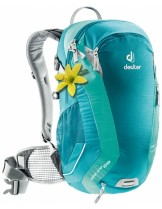 Deuter Раница Bike One 18 SL - coffee/turquoise - 32052; Обем: - 18 литра; -  кафе/тюркуаз