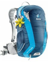 Deuter Раница Bike One 18 SL - kiwi/emerald - 32052; Обем: - 18 литра; -  зелена