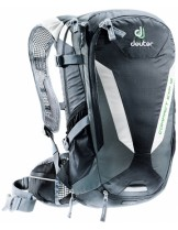 Deuter Раница Deuter - Compact EXP 12 - black/granite - 3200215; Обем: - 12 литра; - черен гранит