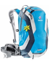 Deuter Раница Superbike 14 EXP SL - turquoise/midnight - 32104; Обем: - 14 литра;  - синя
