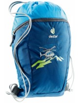 Deuter Калъф за обувки - Sneaker Bag - blueberry butterfly - 3890115 - син