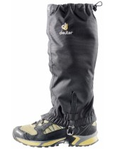 Deuter Гети - Boulder Gaiter Long - black - 39792 - черни