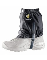 Deuter Гети - Boulder Gaiter Short - black - 39800 - черни