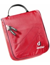 Deuter - Несесер - Wash Center I - papaya/lava - 39454 - 205 гр.