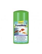 Tetra Pond Crystal Water - безвреден за обитателите на вашето езеро препарат, за бързо избистряне на водата в него - 500 мл.