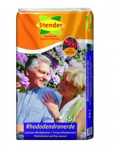 Stender - Rhododendronerde   - Торфен субстрат за Рододендрони - 45 литра.