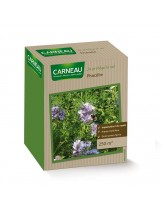 Тревна смеска - Медоносна цветна поляна – Фацелия - 0.520 кг. За 250 кв. м.