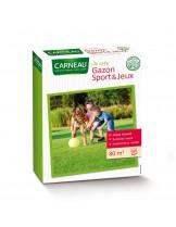 Sport et jeux - Тревна смеска Спорт за слънчеви и интензивно натоварени тревни терени - 2.5 кг. - за 80 кв. м.