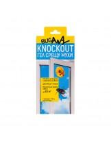 BugAway Knockout – гел срещу мухи с формата на цвете - (4 стикера) - за 40 кв. м.