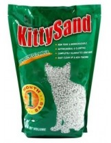 Valenger Kitty Sand Jasmin - бентонитова котешка тоалетна - жасмин - 5 кг.