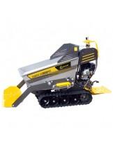 LUMAG - Хидравличен мини дъмпер VH500 PRO GX с двигател HONDA - 4.0 kW - 4.8 kW, 3600 об./мин., полезен товар 500 кг.